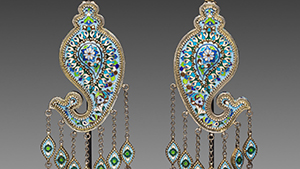 Ornamental Traditions: Jewelry from Bukhara