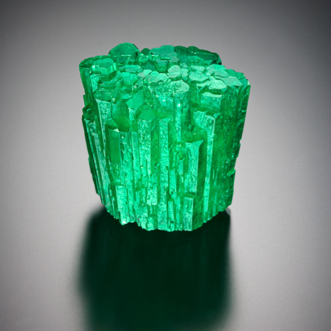 Colombian emerald crystal