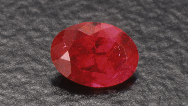1.34 ct Vietnamese ruby
