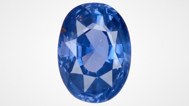 4.81 ct sapphire