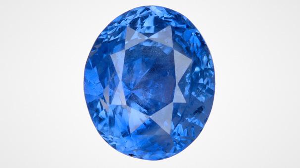2.83 ct sapphire