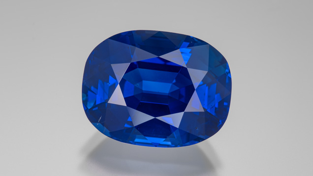 15 ct Kashmir sapphire