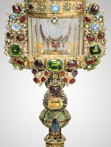 Monstrance from the Treasury of Cologne Cathedral