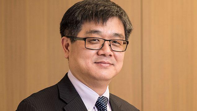 Headshort of Wuyi Wang, GIA Director of GIA Research & Development
