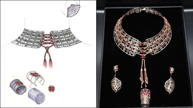 Thai Designers Draw Inspiration from Tradition Heritage for Jewelry