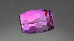 8.65 克拉紫水晶