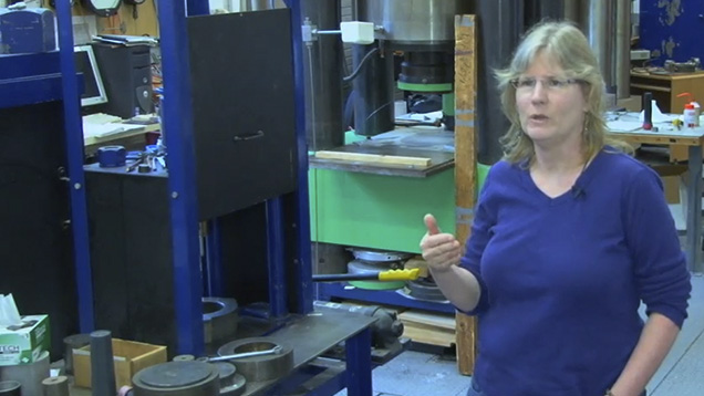 Video: Valerie Hillgren on HPHT research at the Carnegie Institution