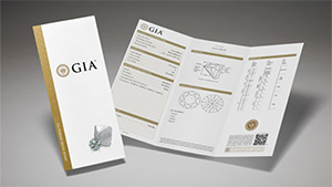 GIA Diamond Origin Report
