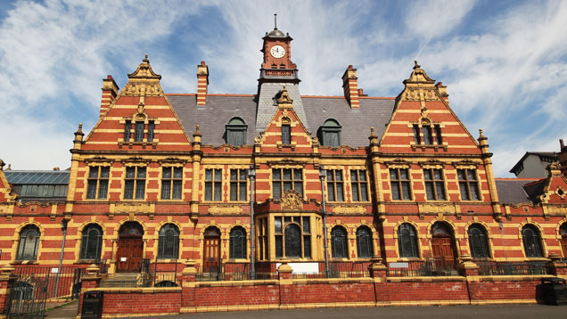 Victoria Baths in Manchester