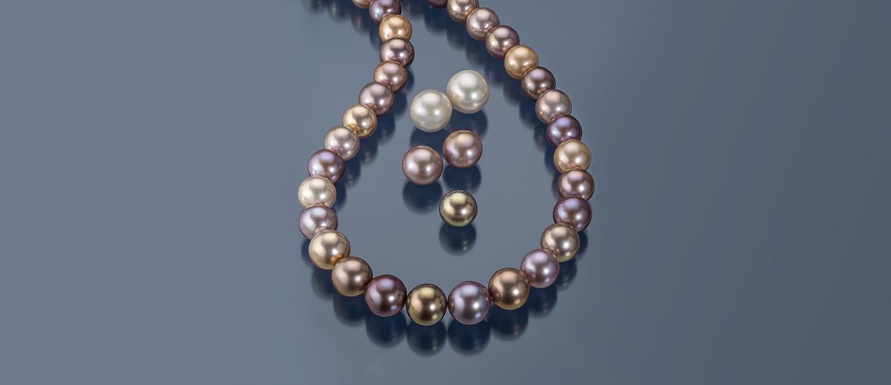 Chinese Freshwater Edison Pearls