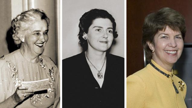 Beatrice Shipley,Eunice Miles,Alice Keller