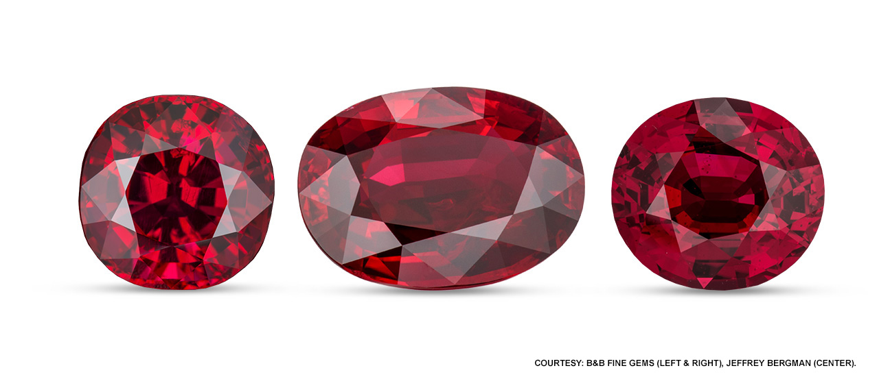 July Birthstone Learn About The Ruby Gemstone Gia