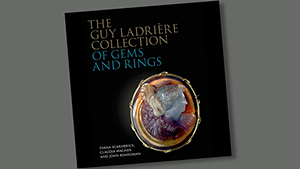 The Guy Ladrière Collection of Gems and Rings Book Cover