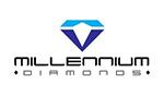 Millennium Diamonds Logo