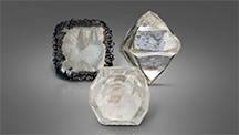 CVD, HPHT and Natural Diamonds