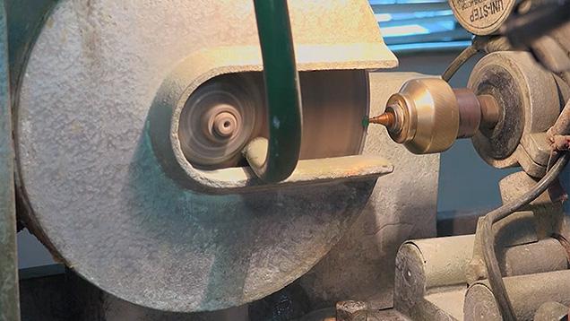 Emerald Cutting Factory Video