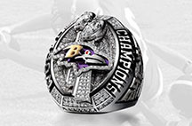 2013 Baltimore Ravens Superbowl Ring