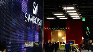 在 BaselWorld(巴塞尔国际珠宝钟表展)上大放异彩