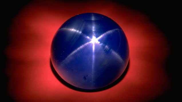 330-ct Star of Asia Sapphire