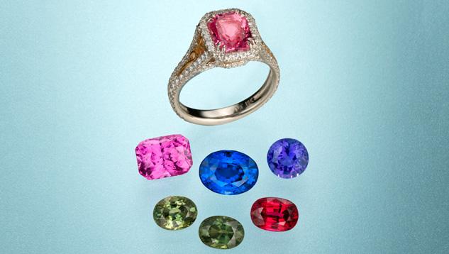 Sapphire Color Range