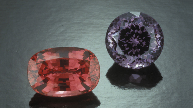 Spinel colours
