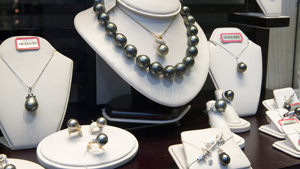Tahitian Cultured Pearl Jewelry