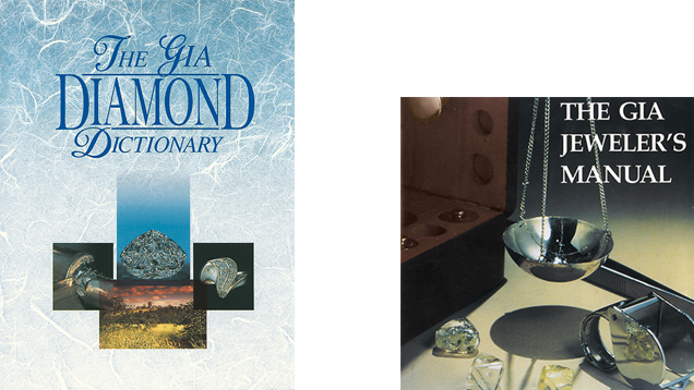 The Diamond Dictionary and The Jewelers' Manual