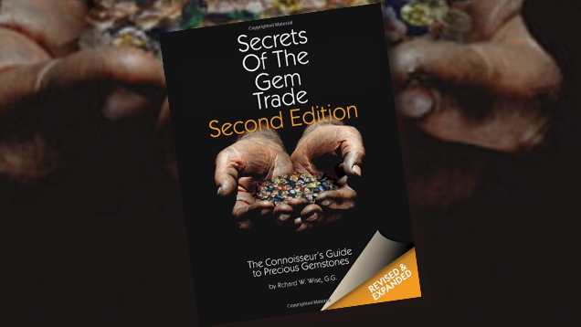 Secrets of the Gem Trade Book Cover