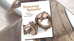 Enduring Splendor: Jewelry of India's That Desert Book Cover