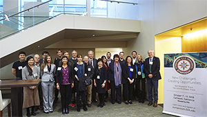 Presenters, session advocates, and senior executives from GIA at GSA's annual meeting.